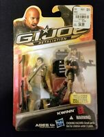 GI JOE COBRA RETALIATION TRACKER KWINN MOC NEW SEALED