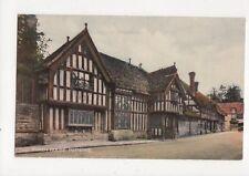 Porch House Potterne Vintage Postcard 325a