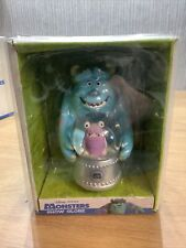 More details for disney pixar monsters inc snow globe collectable sully alien new