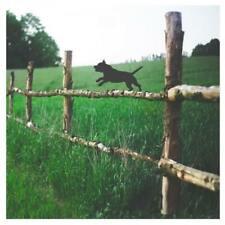 Staffordshire Bull Terrier Dog Fence Garden Topper