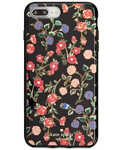 Kate Spade New York 256416 Jeweled Mini Bloom Black Phone iPhone 7/8 Plus Case