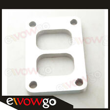 """T6 Divided 304 Stainless Steel Turbo Inlet Weld Flange 1/2"""" Thick"""