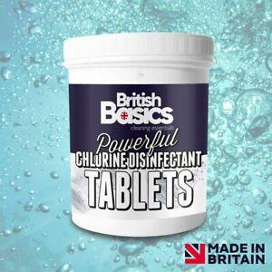 Chlorine Tablets | safe alternative to liquid bleach - 200 Tablets