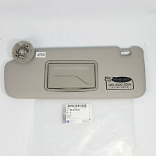 Chevrolet Interior Inside Sun Visor Shade LH Gray for GM Sonic 2012+ OEM Parts