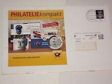 Plusbrief, Deutsche  Post. 23.-2.15, PHILATELIE kompakt