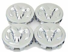 Dodge Dakota 1500 Durango Caliber Ram 52110398Aa Wheel Center Caps Hubcaps