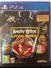 PS4 Juego-Angry Birds Star Wars
