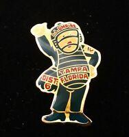 Little League Baseball Pin(s): (1) UMPIRE - D6 - Tampa FL