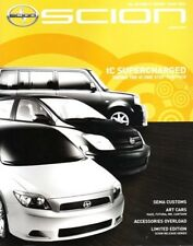 2005 05 issue 5  Scion Magazine XA XB & SC  Sales brochure 100 pages