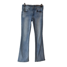 AE American Eagle Kick Boot Jeans Size 4 Regular Minor Flaw