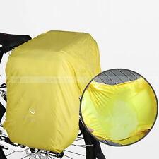 Bike Bicycle Rear Pannier Bag Cover Heavy Duty Waterproof Rain Cover