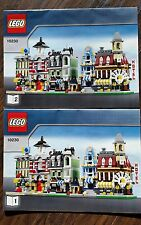 Lego MINI MODULARS 10230 - INSTRUCTIONS ONLY