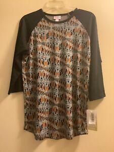 Disney Lularoe Shirt New Long Sleeve Black