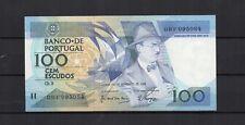 PORTUGAL  Billet de 100 Escudos du 24/11/1988  NEUF N° K 179f