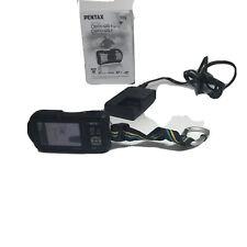 Pentax Optio WG-1 Cold, Shock, Water, Crush Proof 14 MP Camera