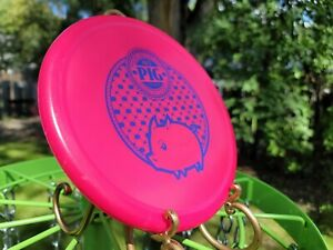 Innova Pro Pig 175.6g - NEW- Red - Puddle Top - OOP! Factory Store Stamp.