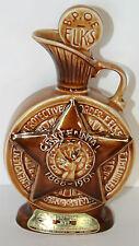 1968 Centennial B.P.O.E Elks Kentucky Straight Bourbon Whiskey Decanter