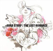 Arab Strap Last Romance CD ***NEW***