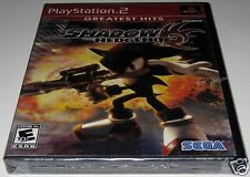 Shadow the Hedgehog (Sony PlayStation 2)  .. Brand NEW!!