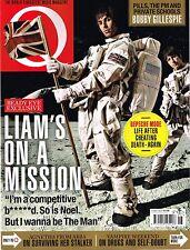 Q Magazine 5/2013 LIAM GALLAGHER Bobby Gillespie DEPECHE MODE Noel Gallagher NEW