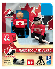 Marc-Edouard Vlasic Team Canada 2014 Olympic Champions HOCKEY OYO Figure