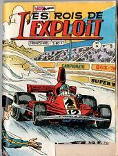 ¤ LES ROIS DE L'EXPLOIT n°24 ¤ 03/1979 MON JOURNAL