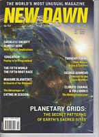 MARCH/APRIL 2013 New Dawn (Conspiracy) Magazine -  PLANETARY GRIDS