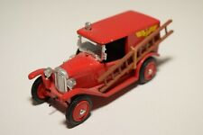 1:43 ELIGOR OPEL VAN FIRE CAR FEUERWEHR STADT RUDESHEIM EXCELLENT CONDITION