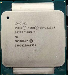 Intel CM8064401831400 SR207 Xeon Processor E5-2620 v3 15M Cache, 2.40 GHz TESTED
