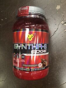 BSN Syntha-6 EdgeChocolate Milkshake Protein Powder Drink Mix 2.35LB Exp 6/2019