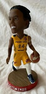 Tamika Catchings #24 Indiana Fever WNBA Bobblehead - New!!