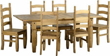 Pine Up to 6 Modern Kitchen & Dining Tables with Extending