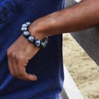 US! Black Panther Kimoyo Bead Bracelet Collection Wakanda ForeverT'ChallaCosplay