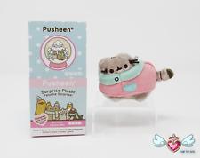 """GUND Pusheen Series 11 Blind Box Plush """"Winter Wonderland"""" - Pusheen Coat"""