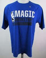 Orlando Magic Men's Icon Climalite Graphic T-Shirt NBA adidas Blue