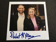 Juliet Mills Signed Polaroid Original Photo Autographed Actress Moviestar Stage