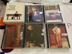 MiniDisc ALBUM Mariah Carey Bruce S pringsteen Gloria Forrest Barbara Streisand