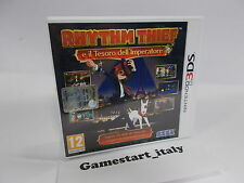 RHYTHM THIEF - NINTENDO 3DS - USATO COME DA FOTO