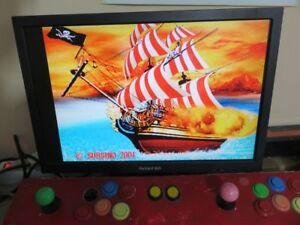 TREASURE ISLAND GOLDEN  Jamma PCB for Arcade Game SUBSINO
