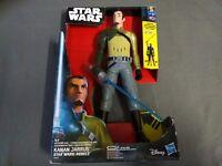 Star Wars Rebels Kanan Jarrus Electronic Duel Neu & Ovp Hasbro Schwert leuchtet