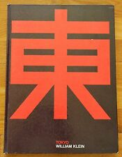 SIGNED ASSOCIATION COPY - WILLIAM KLEIN - TOKYO - 1965 1ST FRENCH EDITION - FINE