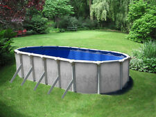 "12' x 23' x 52"" Above Ground Pool Package > Ltd Lifetime Warranty >Costa Del Sol"