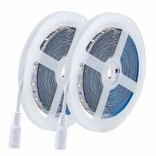 SUPERNIGHT® 2Pcs 5M 300LEDs 2835 Non-Waterproof DC LED Strip Light - Cool White