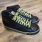 Nike All Court Mid PRM QK Black Banana 336123-001 Men?s Size 9.5 EUC