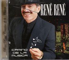 Camino De La Musica by Rene Rene - 13 Tracks - Factory Sealed CD