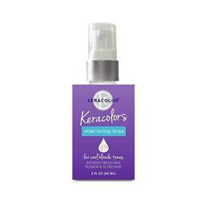 Keracolor - Violet Toning Drops 2 oz