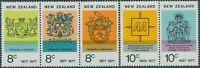 New Zealand 1977 SG1132-1136 Anniversaries set MNH