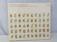 Birds and Flowers of the Fifty States A Collection of United States Stamps book