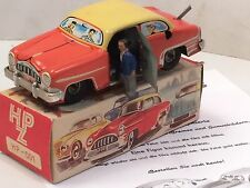 HPZ -HANS PROTTENGEIER ZIRNDORF- BLECHSPIELZEUG AUTO VON 1956