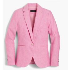 JCREW Campbell BLAZER in linen size 00 SOLD OUT